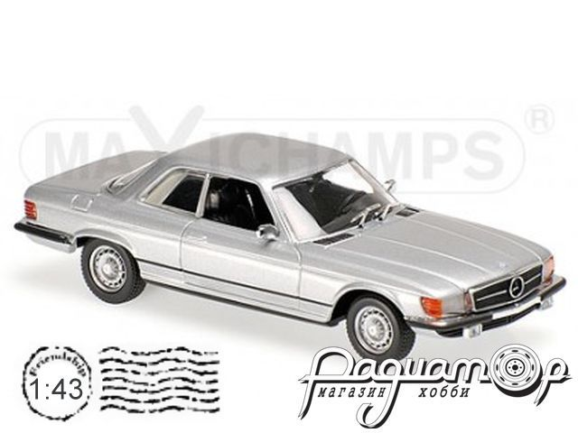Mercedes-Benz 450 SLC (R107) (1974) 940033421
