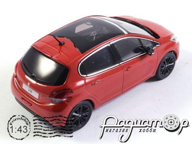 Peugeot 208 (2012) 15MICO901