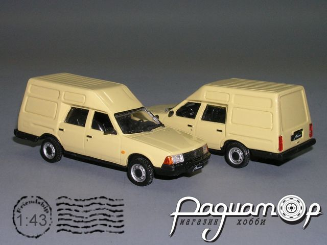 Москвич-2901 фургон (1994) РZ-08