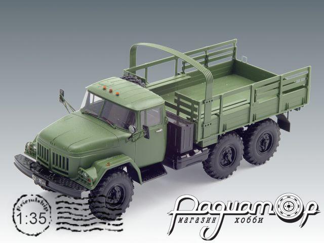 Сборная модель ЗиЛ-131 бортовой (1966) 35515