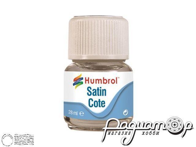 Лак Сатиновый Cote (28мл) AC5401