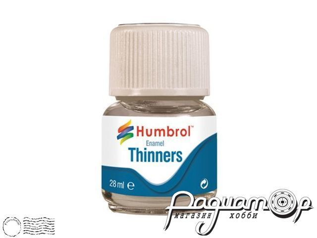 Растворитель Enamel Thinners (28мл) AC7501
