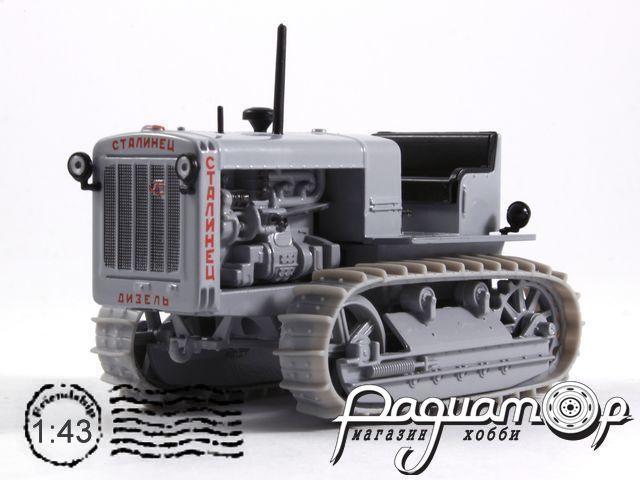 Трактора Мира №15, Сталинец-65 (1937)