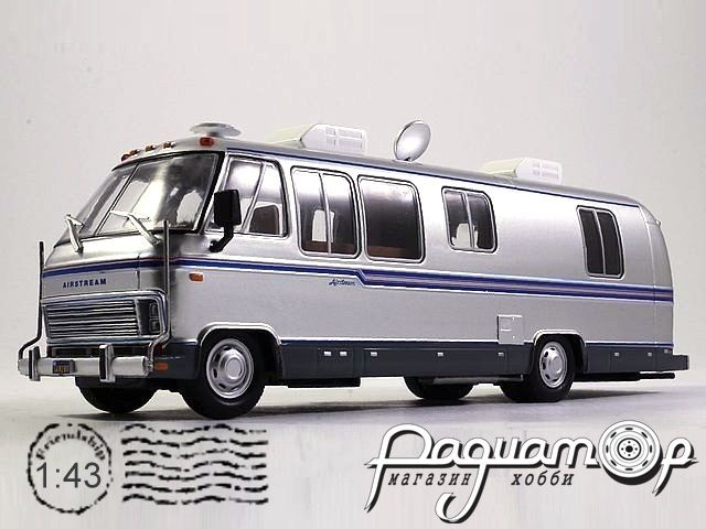 Airstream Excella 280 Turbo кемпер (1981) CAM003