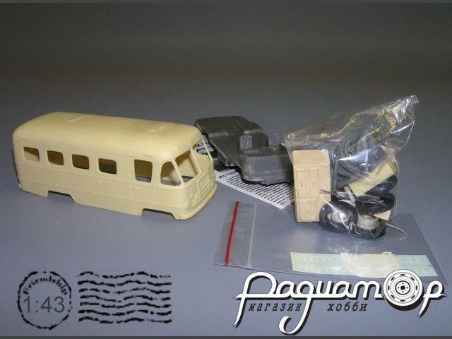 Сборная модель ГЗТМ-56 техпомощь и др. (1956) K4-81