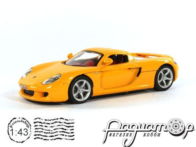 Porsche Carrera GT (2004) 143ND-22860