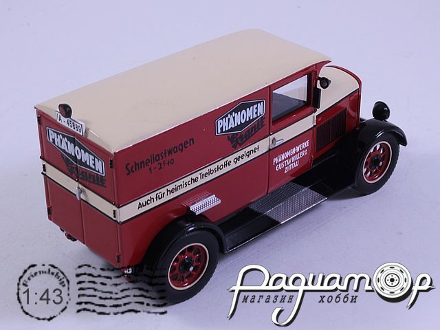 Phanomen Granit 25 (1931) 11551 (PL)