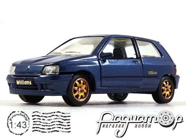 Renault Clio Williams (1993) 1531