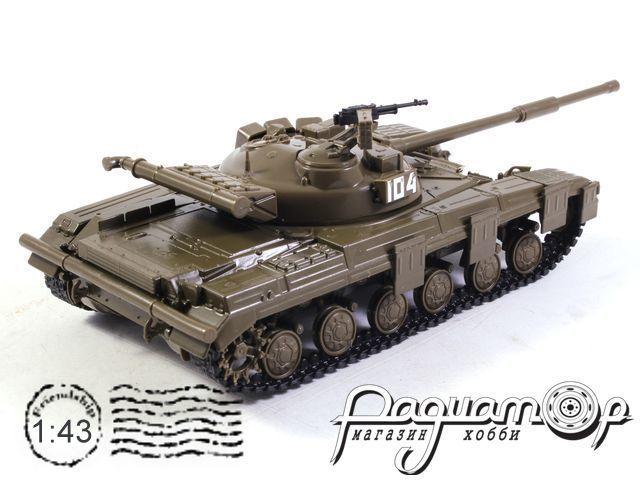 Танки - легенды отечественной бронетехники №4, Т-64Б (1976)