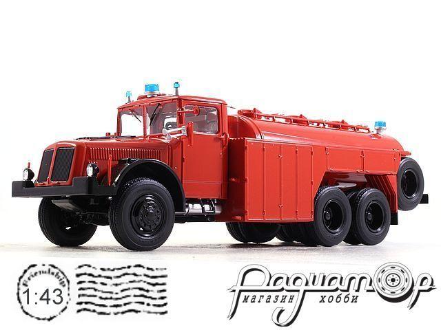 Tatra 111R CAS-12 пожарная цистерна (1942) SSM1309