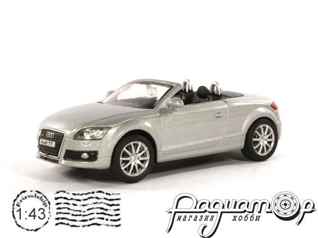 Audi TT (8J) Cabriolet (2005) 143ND-33240