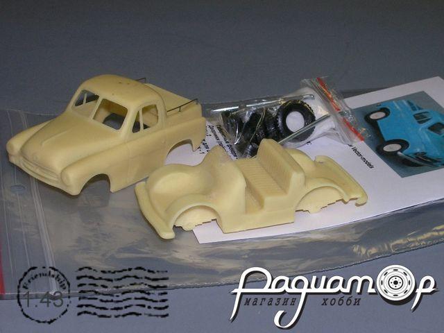 Сборная модель ГАЗ-М73 4х4 пикап (1955) K2-48