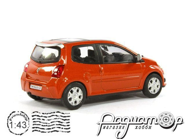 Renault Twingo GT (2007) 143ND-33640