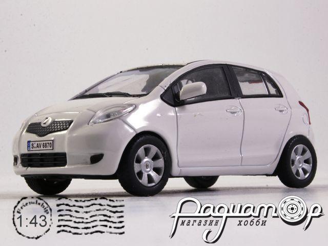 Toyota Yaris (2006) 143ND-46941-W (TI)