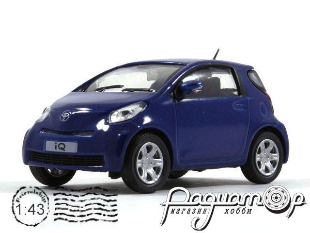 Toyota IQ (2008) 143ND-48940 (B)