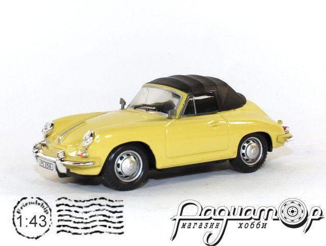 Porsche 356B Cabriolet (1959) 251ND-0142 (I)