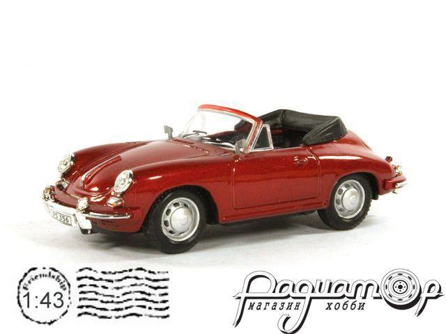 Porsche 356B Cabriolet (1959) 251ND-0143