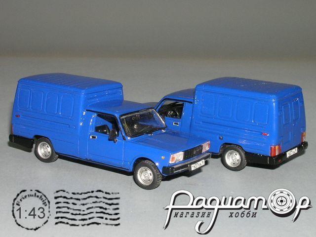 ИЖ-27175 фургон (2005) PZ-06.5
