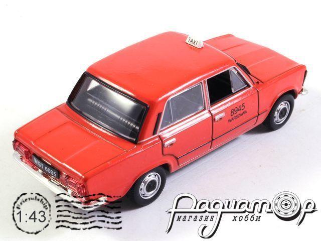 Kultowe Auta PRL-u Spec-Wydanie, Fiat 125P Taxi (1967)