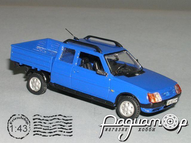 ЗАЗ-13063 бортовой (1992) РZ-85.3