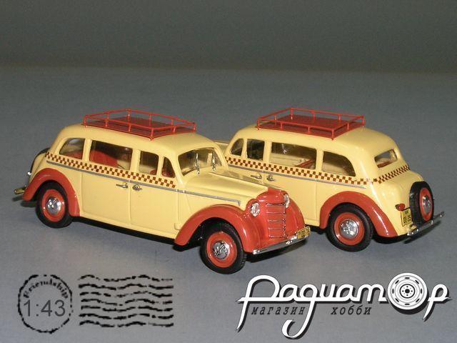 Москвич-400У Такси, с багажником (1946) PZ-47.1-R
