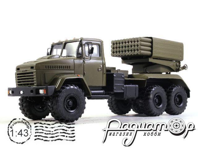 КрАЗ-6322 Град (1989) 180108
