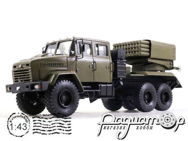 КрАЗ-6322 Верба (1989) 180109