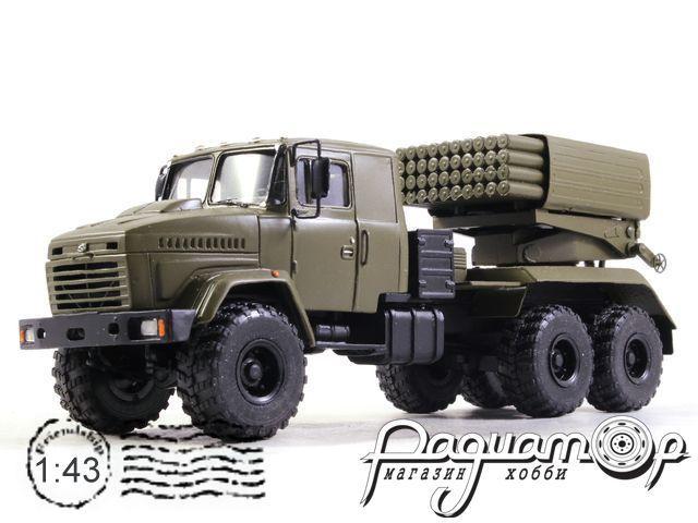 КрАЗ-6322 Бастион-1 (1989) 180110