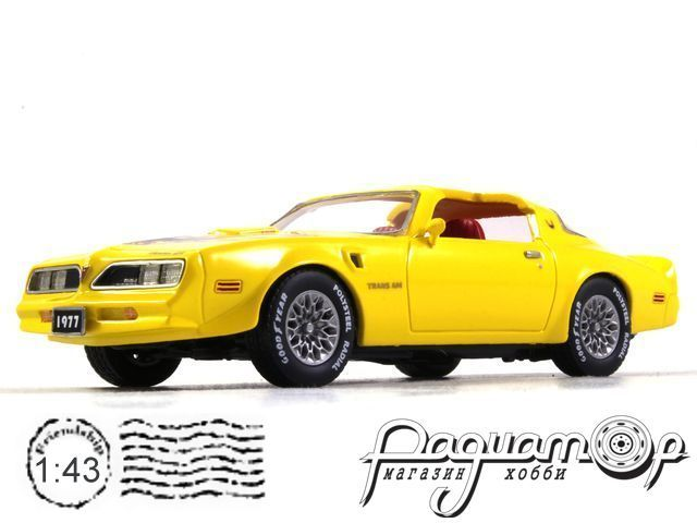Pontiac Firebird Trans Am (1977) 1114