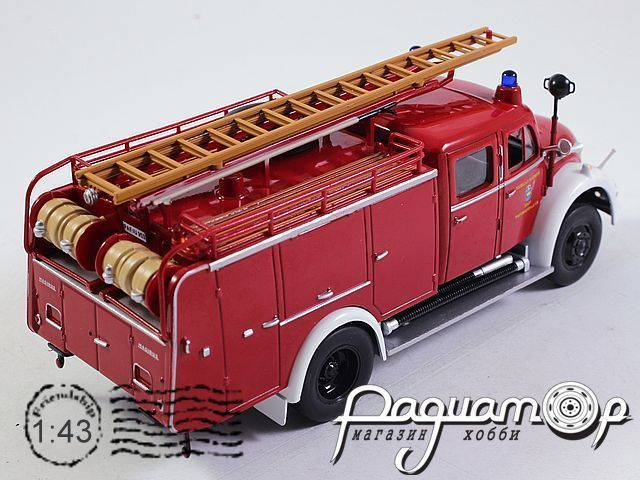 Magirus Deutz Fire Department Pfaffenhofen (1961) E002