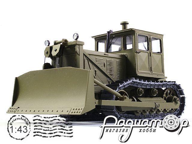 Тросовый бульдозер Д-271(С80) (1956) TR02-M