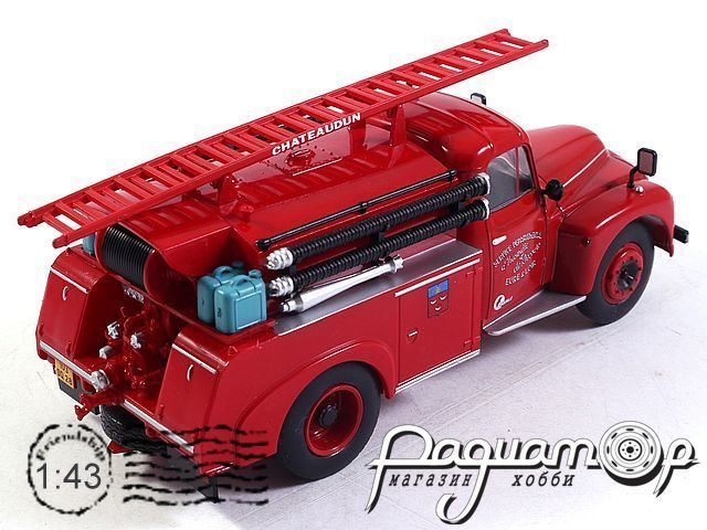 Citroen 46 CD Eure & Loir Fire Department (1955) E029