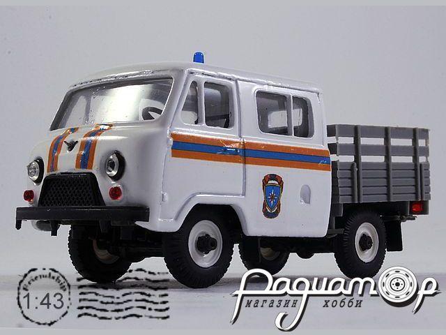 УАЗ-39094 «Фермер» МЧС (1996) 10017-1