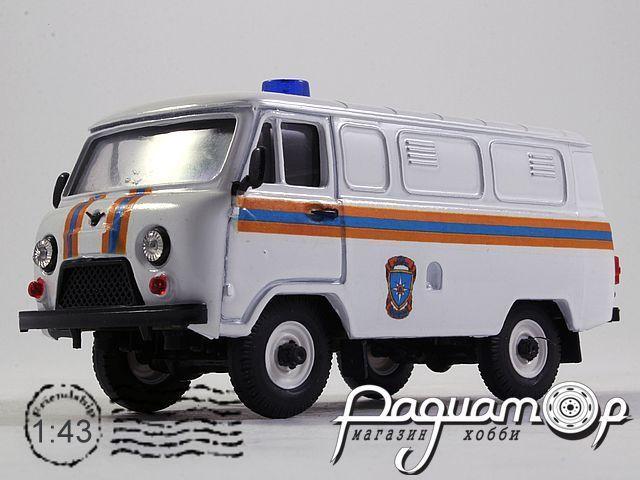 УАЗ-3741 МЧС (1985) 10052-2