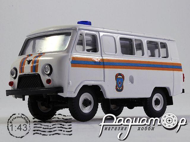 УАЗ-3962 МЧС (1985) 12036