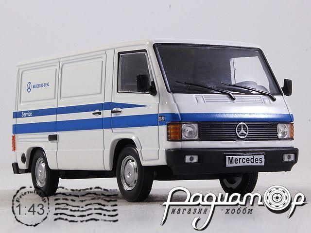 Mercedes-Benz MB100 Mercedes Service (1988) WB266