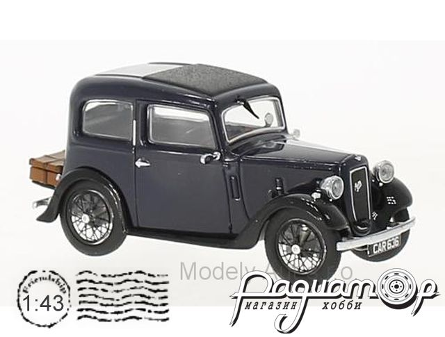 Austin Seven Ruby Saloon (1936) 43RUB002