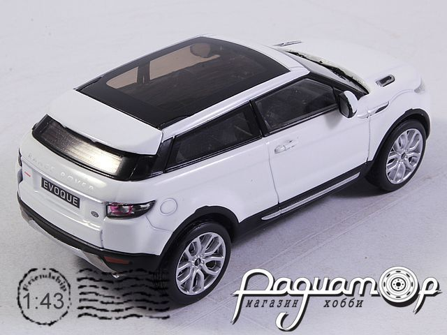 Land Rover Range Rover Evoque Coupe (2011) WB227