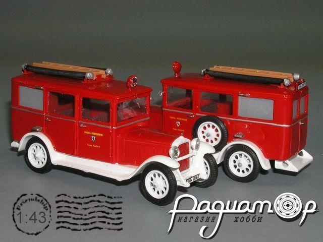 Mercedes-Benz L1000 Feuerwehr (1929) РX-05.5