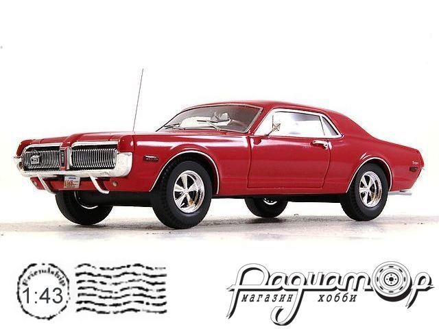 Ford Mercury Cougar Coupe (1964) GPF424