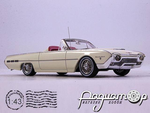 Ford Thunderbird Sport Roadster (1962) GPF522