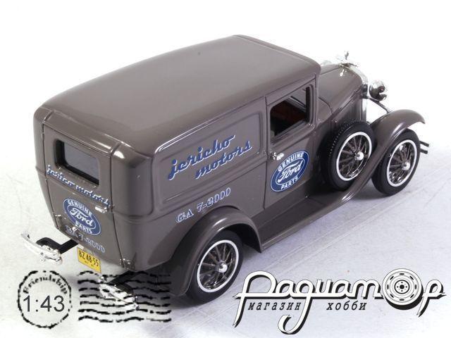 Ford Model-A Van