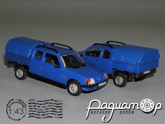 ЗАЗ-13063 с тентом (1992) РZ-85.4