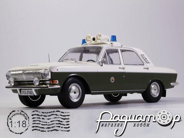 ГАЗ-24 «Волга» Volkspolizei (1972) MCG18015