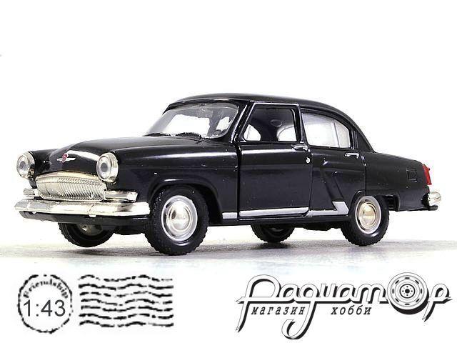 ГАЗ-21 «Волга» (1956) 34100BK