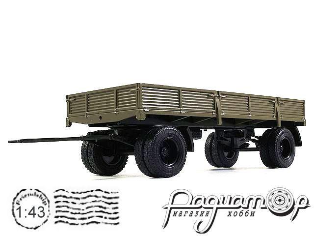 Прицеп ГКБ-8350 бортовой (1975) 102156