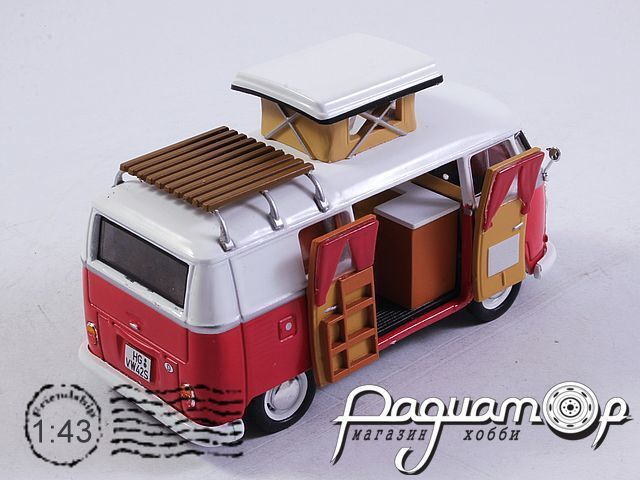 Volkswagen T1 Westfalia SO42 кемпер (1966) CAM002