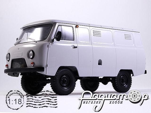 УАЗ-3741 фургон (1985) PCL47071