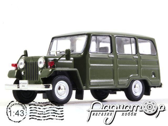 Mitsubishi Jeep J30 (1961) F43-013