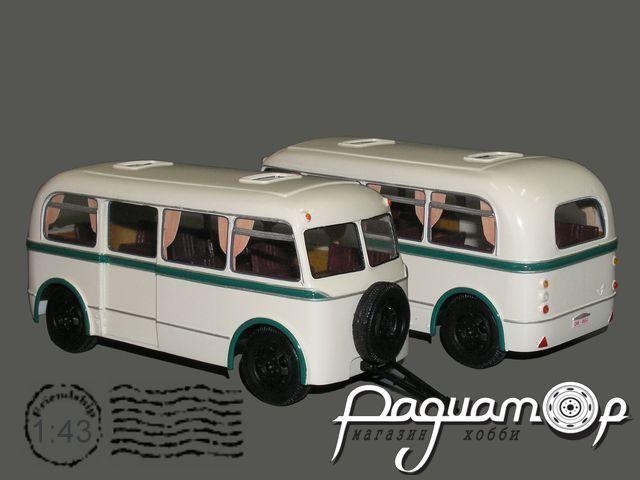 IFA W-701 пассажирский прицеп (1954) V5-00.3